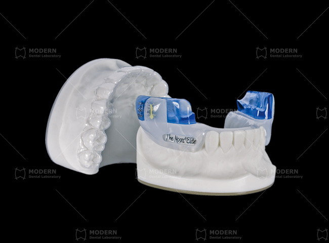 Anti Snoring Device   Modern Dental Lab