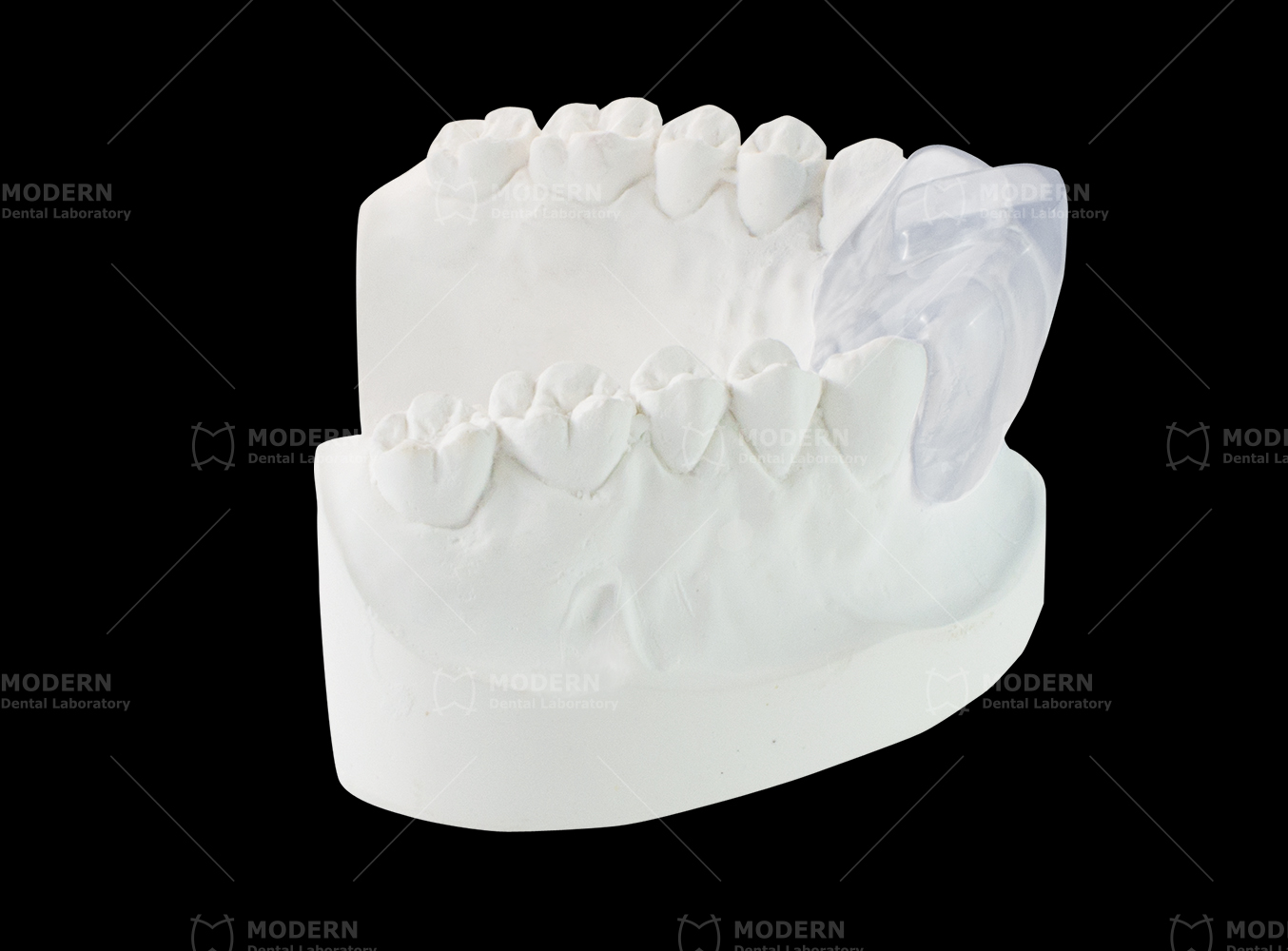 Clear Relief Modern Dental Lab